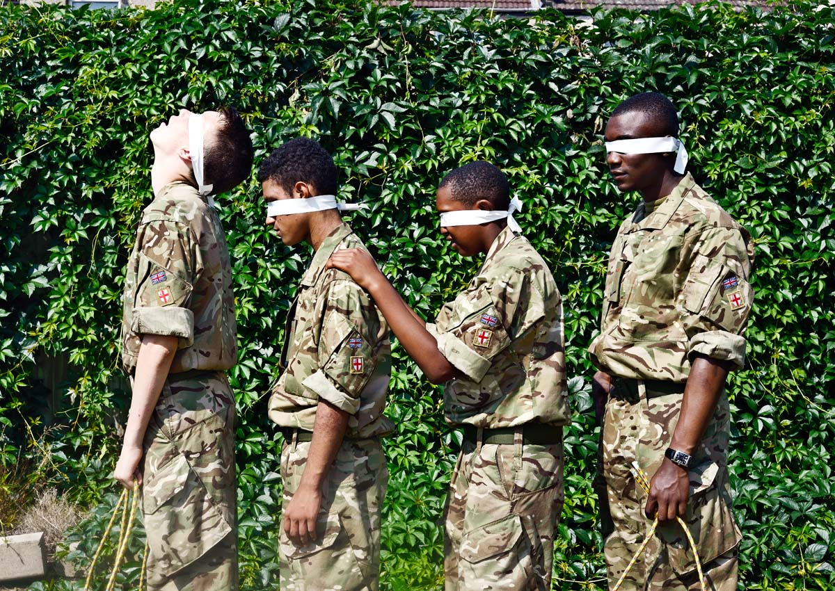ACFA (ARMY CADET FORCE ASSOCIATION)